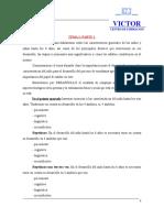 Guionización Tema 1