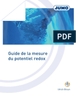 guide technique redox jumo