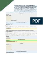 Auto Examen Planeacion Estrategica