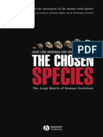 Arsuaga, Martinez - The Chosen Species. The Long March Of Human Evolution (1998).pdf