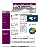 September 5 Newsletter
