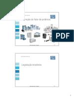 Apostila DT02 - Correção de fator de potencia