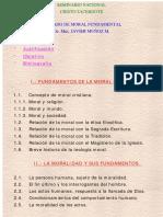 Javier Muñoz - Tratado de Moral Fundamental