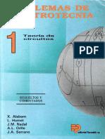 Problemas de Electrotecnia 1 - X. Alabern Morera-FREELIBROS.org