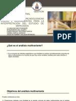 analisis multivariante
