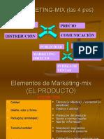 El Marketingmix