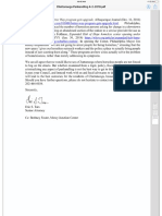 Letter from National Law Center on Homelessness and Poverty
