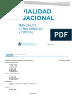 Manual Señalizacion Vertical