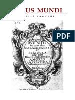 [Alchimie] Anonyme - Typus Mundi