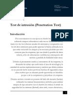Test de Intrusion