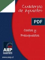 Costos y Presupuestos - AAG132
