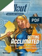 Fallout Wasteland Warfare - Getting Acclimated