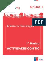 Tecnología 1°Básico_Unidad_1