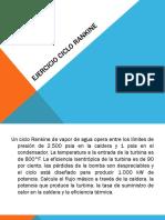 Ejercicio Ciclo Rankine (1)