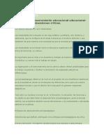 Modelo Educacional Constructivo