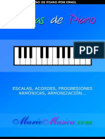 Mario Musica. 4 Dias de Piano
