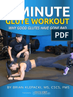 The 5 Minute Glute Workout