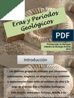 Eras y Períodos Geológicos