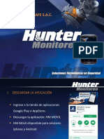 HM Movil Hunter Monitoreo APP