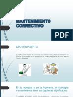 MANTENIMIENTO CORRECTIVO EQUIPO 2.pptx