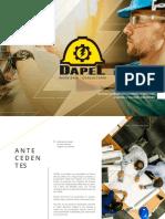 Brochure DAPEL 1