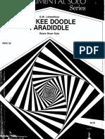 Yankee Doodle Paradiddle - Lotzenhiser