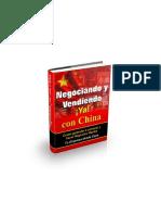 Negociando y Vendiendo Ya Con China 2.0f