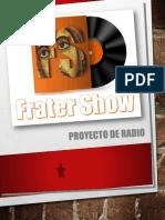 """proyecto de radio """"FraterShow"""""""
