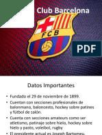 Barcelonafc - Eco