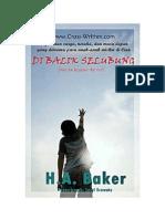 Di Balik Selubung Oleh H.A. Baker