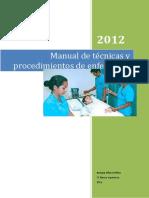 Manual de Técnicas y Procedimientos de Enfermería