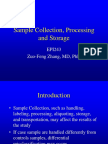 Week 3 Lec 1 Collection, Processing and Storage