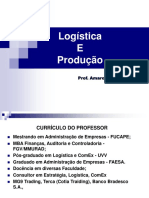1.0 Logística - IfES - Prof Amaro