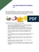 Diez alimentos que fortalecen el sistema inmunológico.doc