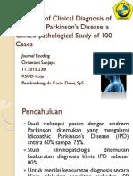 Jurding Parkinson