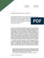 Criptomonedas de Bancos Centrales BPI