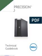 Precision t3600