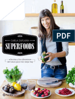 Fragmento Gratis Superfoods