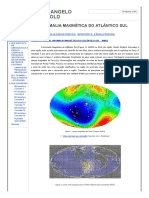 01.1 Anomalia Magnética Do Atlântico Sul - 21 Professor Angelo Antonio Leithold