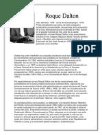 Biografia Roque Dalton