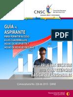 Guia de Acceso a Material de Pruebas Grupo 1 Dane