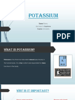 sbarry potassium unit 4 assignment bachelor capstone