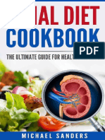 Renal Diet Cookbook - Healthy Kidneys by Michael Sanders