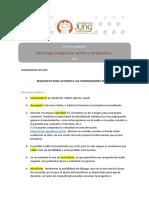 Requisitos e Instructivo Para Modalidad on Line