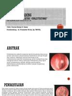 Cholesteatoma Pediatric