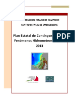 CAMPECHE_PLAN_ESTATAL_CONTINGENCIAS_HIDROMETEOROLOGICAS_2013.pdf