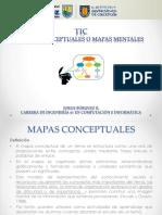 TICS - Mapas Conceptuales