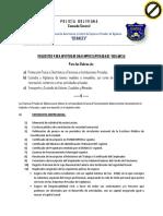 Requisitos Para Aperturar Una Empresa Privada de Vigilancia