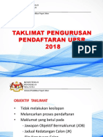 1. Overview Pendaftaran