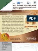 Workshop Penilaian Properti - 1-3 Nov17